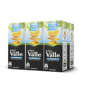 Pack-Nectar-Andina-naranja-light-6-un-de-200-ml