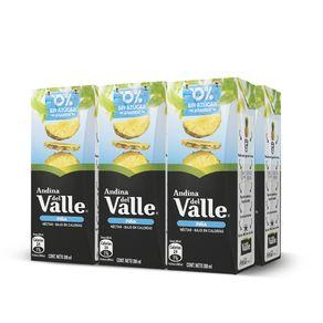 Pack-Nectar-Andina-light-piña-6-un-de-200-ml