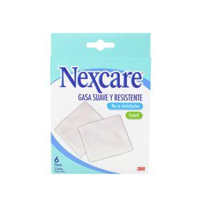 GASA-ESTERIL-NO-ADHERENTE-NEXCARE-6-UN-1-6094