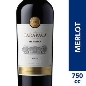 Vino-Tarapaca-reserva-Merlot-botella-750-cc