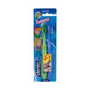 Pack-Cepillo-dental-Dento-tweens-2-un