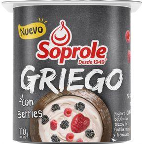 Yoghurt-Griego-Soprole-berries-110-g