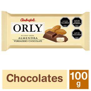 Chocolate-Orly-relleno-almendra-100-g
