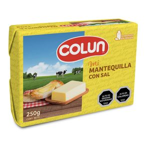 Mantequilla-Colun-con-sal-pan-250-g