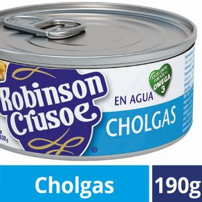 Cholgas-Robinson-Crusoe-al-natural-190-g