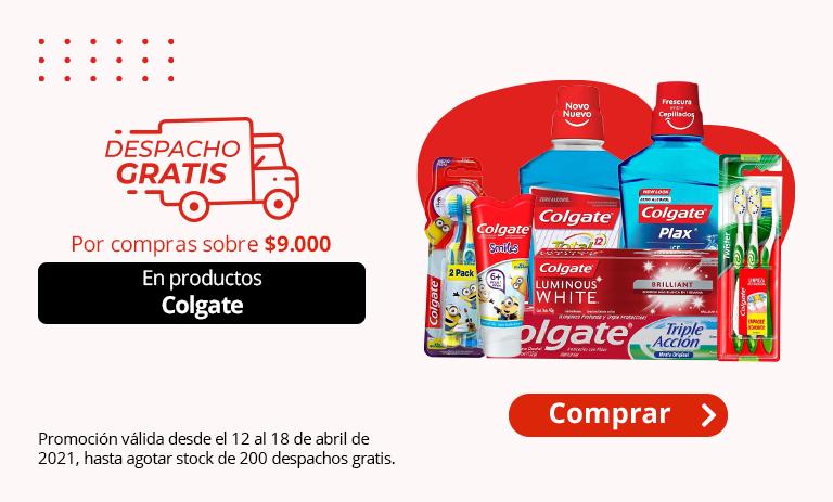 DG Colgate