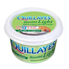 Ricotta-Quillayes-light-pote-500-g