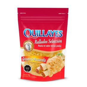 Queso-rallado-Quillayes-gruyere-mozzarella-100-g
