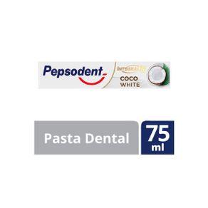 Pasta-dental-Pepsodent-integral-coco-white-75-ml