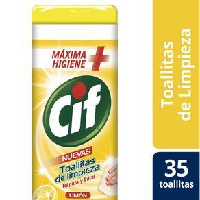 Toallitas-de-limpieza-Cif-limon-35-un