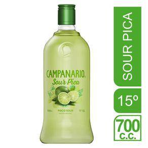 Pisco-sour-Campanario-limon-de-pica-15°-botella-700-cc