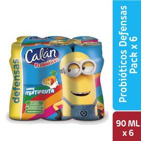 Pack-Minishot-probiotico-Calan-multifruta-6-un-de-90-ml