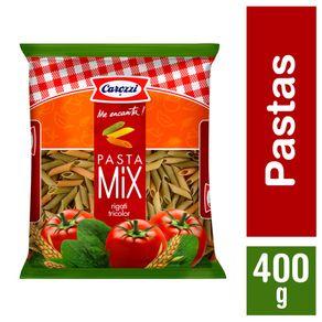 Pasta-rigati-Carozzi-tricolor-400-g