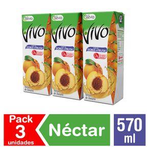 Pack-nectar-Vivo-plus-durazno-3-un-de-190-ml