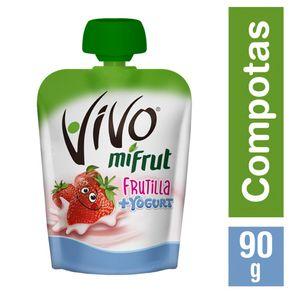 Compota-yoghurt-frutilla-Vivo-Mifrut-doy-pack--90-gr