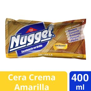 Cera-crema-Nugget-natural-sachet-400-g
