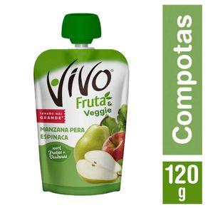 Compota-Vivo-fruta-y-veggie-pera-manzana-y-espinaca-doy-pack-120-g