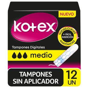 Tampones-Kotex-digital-sin-aplicador-flujo-medio-12-un