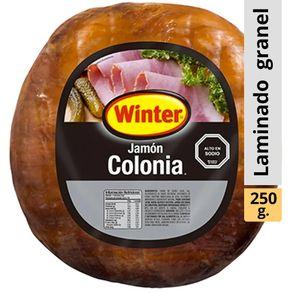 Jamon-colonia-Winter-granel-250-g