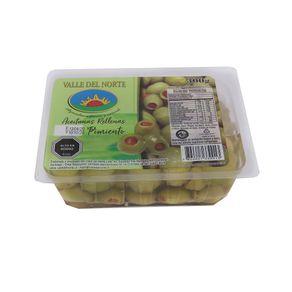 Aceitunas-verdes-Valle-del-Norte-rellena-pimenton-bandeja-300-g