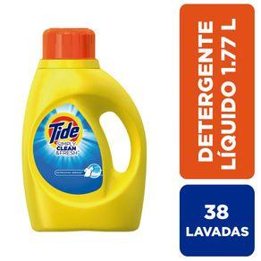 Detergente-Tide-simply-clean-fresh-liquido-botella-177-L-1-71581
