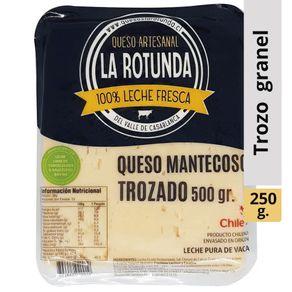 Queso-mantecoso-La-Rotunda-trozo-granel-250-g