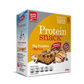Pack-Barra-cereal-Your-Goal-protein-platano-chocolate-y-caramelo-5-un-de-42-g
