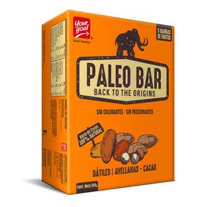 Pack-Barra-cereal-Your-Goal-Paleo-avellanas-con-cacao-5-un-de-50-g