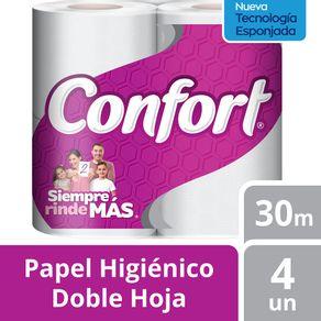 Papel-higienico-Confort-doble-hoja-4-un--30-m--