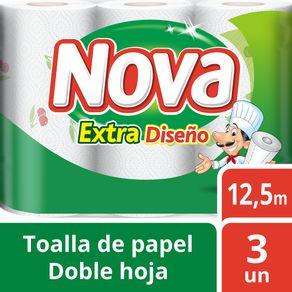 Toalla-de-papel-Nova-extra-doble-hoja-3-un--12.5-m--