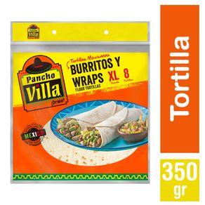 Tortilla-mexicana-Pancho-Villa-burritos-y-wraps-XL-8-un-bolsa-350-g
