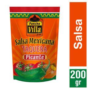 Salsa-mexicana-Pancho-Villa-taquera-picante-doy-pack-200-g-