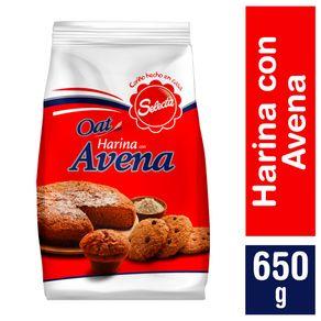 Harina-Selecta-especial-oat-bolsa-650-g-