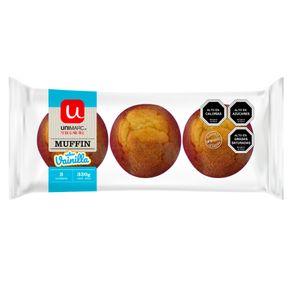 Muffin-Unimarc-vainilla-3-un-de-110-g