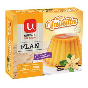 Flan-Unimarc-vainilla-90-g