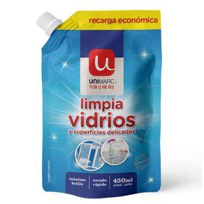Limpiavidrios-Unimarc-doypack-450-ml