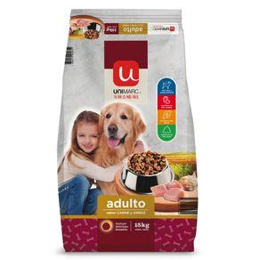 Alimento-perro-adulto-Unimarc-carne-y-arroz-15-Kg