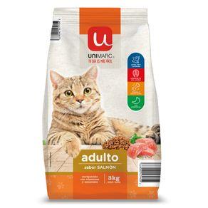 Alimento-gato-adulto-Unimarc-salmon-3-Kg