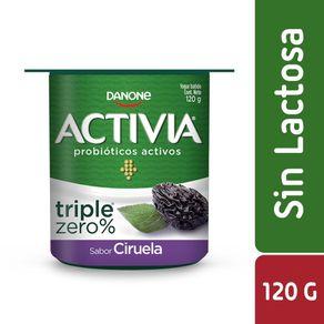 Yoghurt-sin-lactosa-Activia-triple-zero-ciruela-120-g
