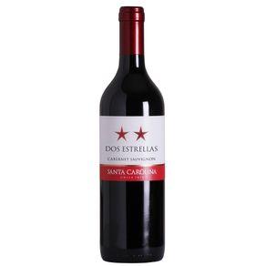 Vino-Santa-Carolina-dos-estrellas-cabernet-sauvignon-700-cc