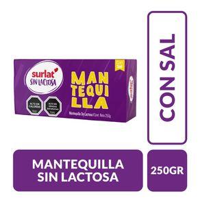 Mantequilla-Surlat-sin-lactosa-pan-250-g