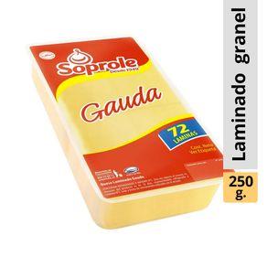 Queso-gauda-Soprole-laminado-granel-250-g