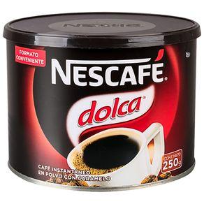 Cafe-instantaneo-Nescafe-Dolca-lata-250-g-