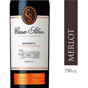 Vino-Casa-Silva-reserva-merlot-750-cc