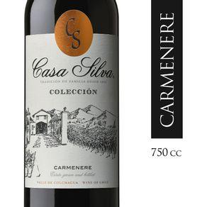 Vino-Casa-Silva-coleccion-carmenere-750-cc