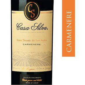 Vino-Casa-Silva-gran-terroir-de-los-andes-carmenere-750-cc