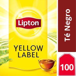 Te-Lipton-Yellow-label-100-bolsitas
