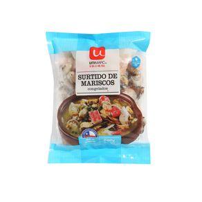 Surtido-de-mariscos-Unimarc-bolsa-500-g