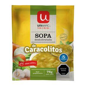Sopa-Unimarc-caracolitos-76-g-