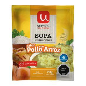 Sopa-Unimarc-pollo-con-arroz-70-g